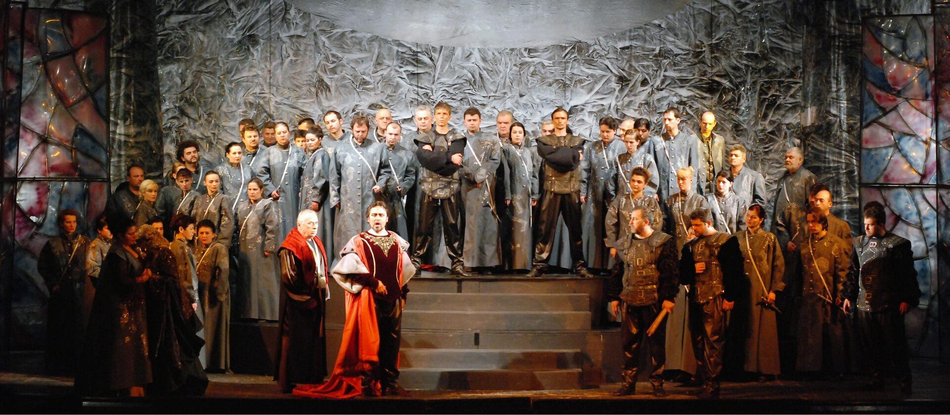OTELLO, un spectacol de excepție