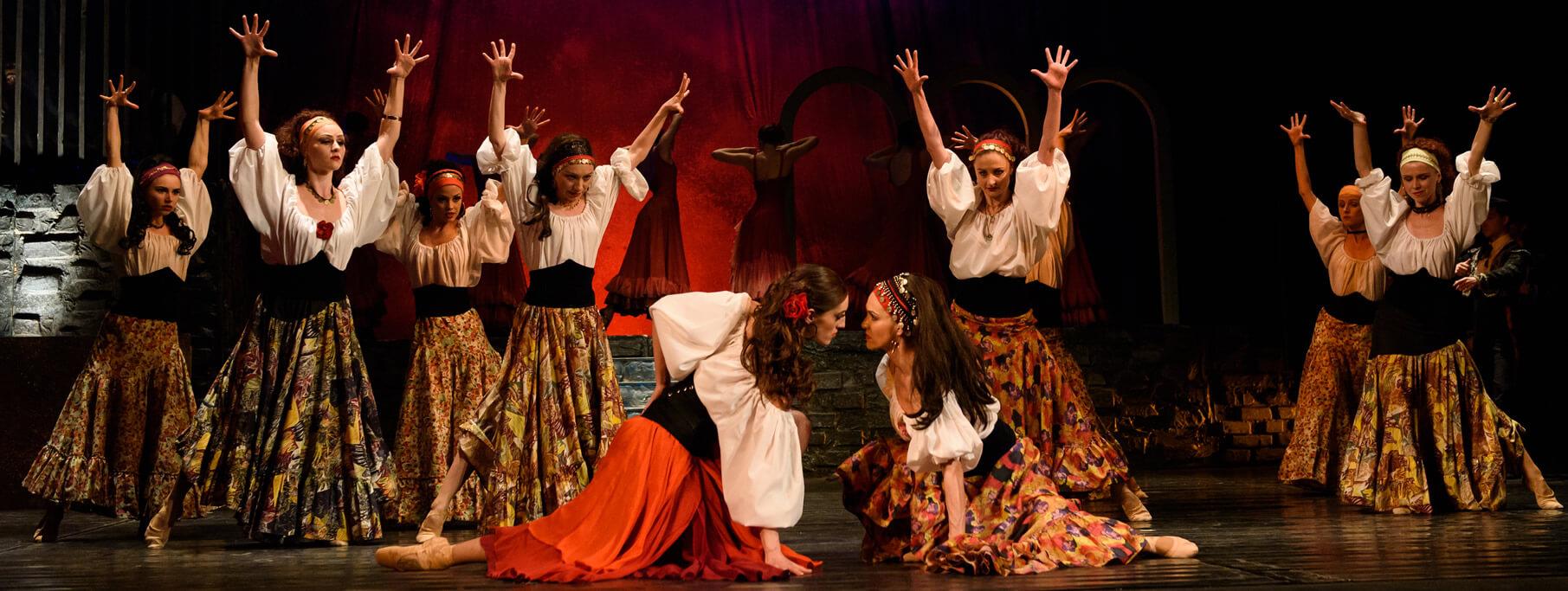 CARMEN, Un spectacol plin de trăire, pe pași romantici de balet