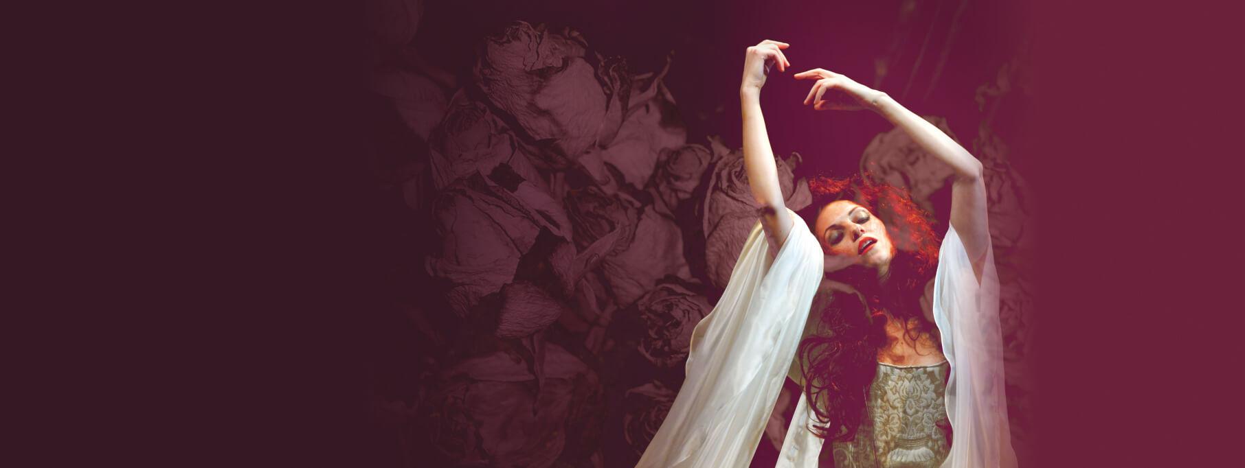 LUCIA DI LAMMERMOOR: un spectacol strălucitor în unica reprezentație a acestei stagiuni