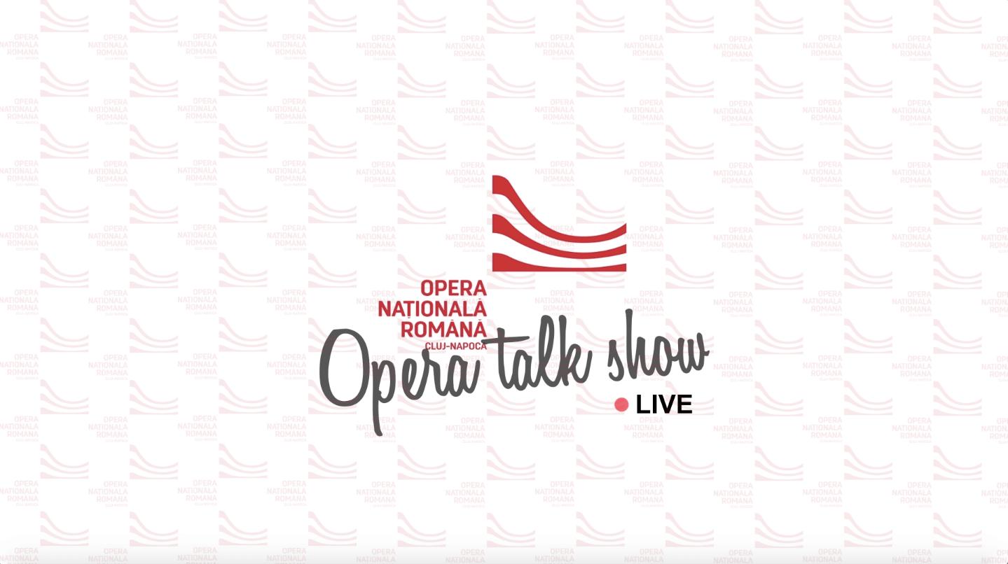"""A doua ediție OPERA TALK SHOW are șarm grecesc! Unicul și fascinantul coregraf LORCA MASSINE într-un interviu de colecție despre o legendă și despre Premiera națională """"ZORBA"""", Marți, 23 mai, live @operacluj.ro"""