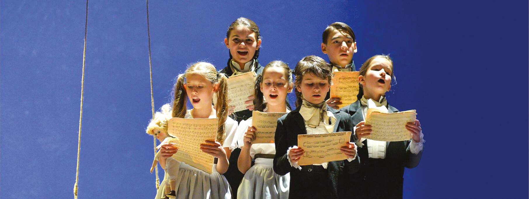 Cautam Mici Artisti! Vino la AUDIȚII pentru Corul De Copii Junior VIP și lasă-te descoperit!