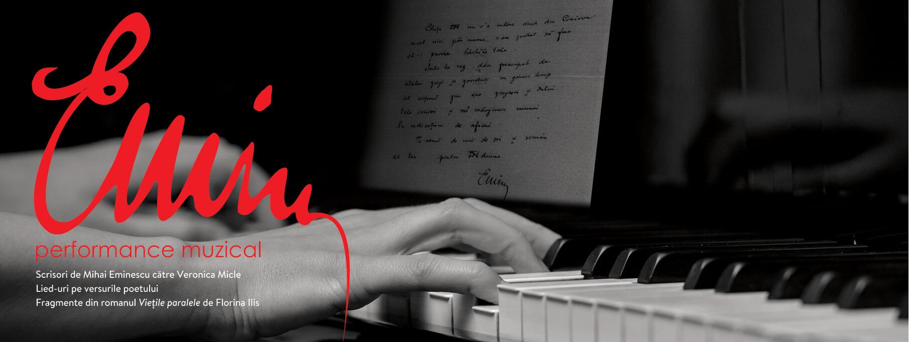 EMIN, un performance muzical cu și despre iubire