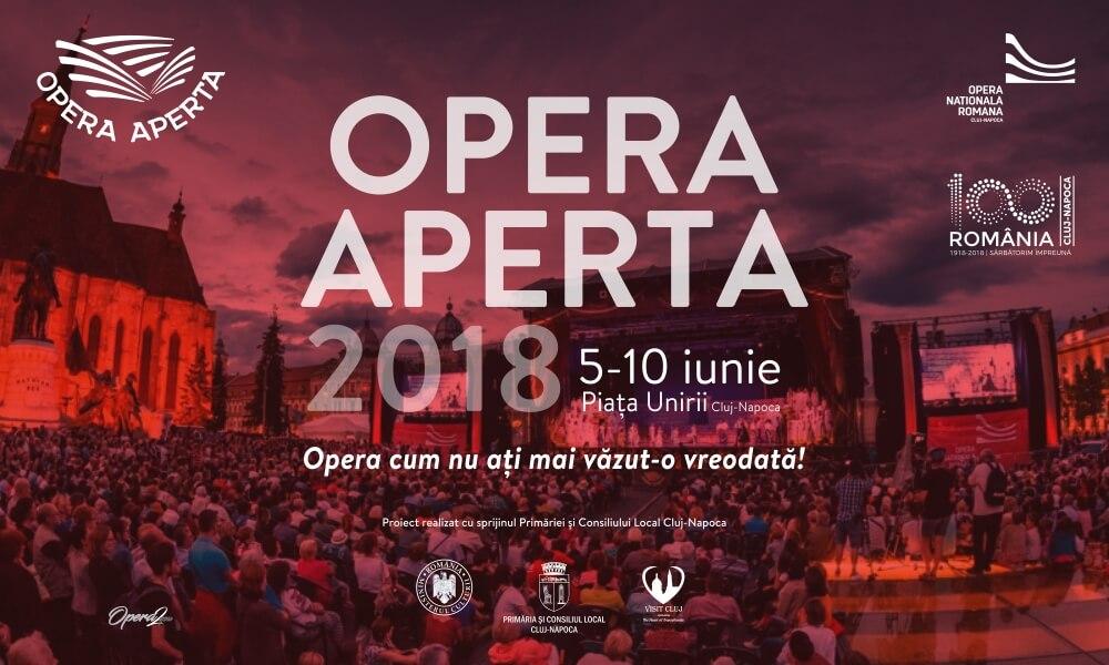 Festivalul Operelor Naționale OPERA APERTA 2018 se amână