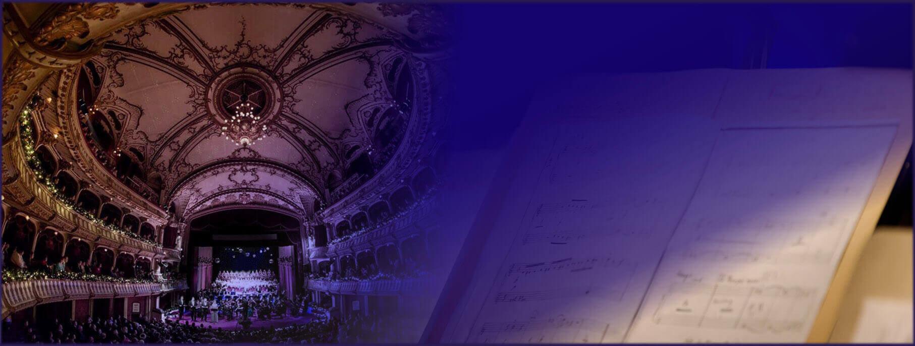 Luna februarie începe pe note verdiene!  OPERA ÎN CONCERT: primul eveniment special al lunii