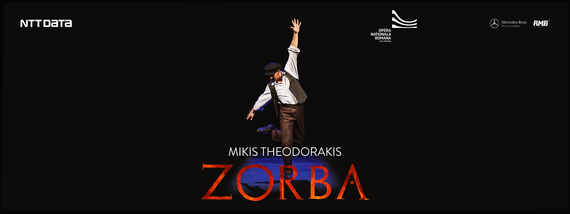 ZORBA: Two anniversary performances, on May, 25 and May, 26!