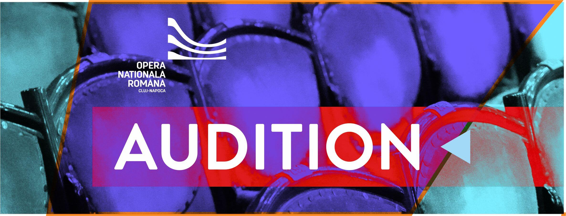 Informative Audition for LEAD SINGERS: July 1, 2019