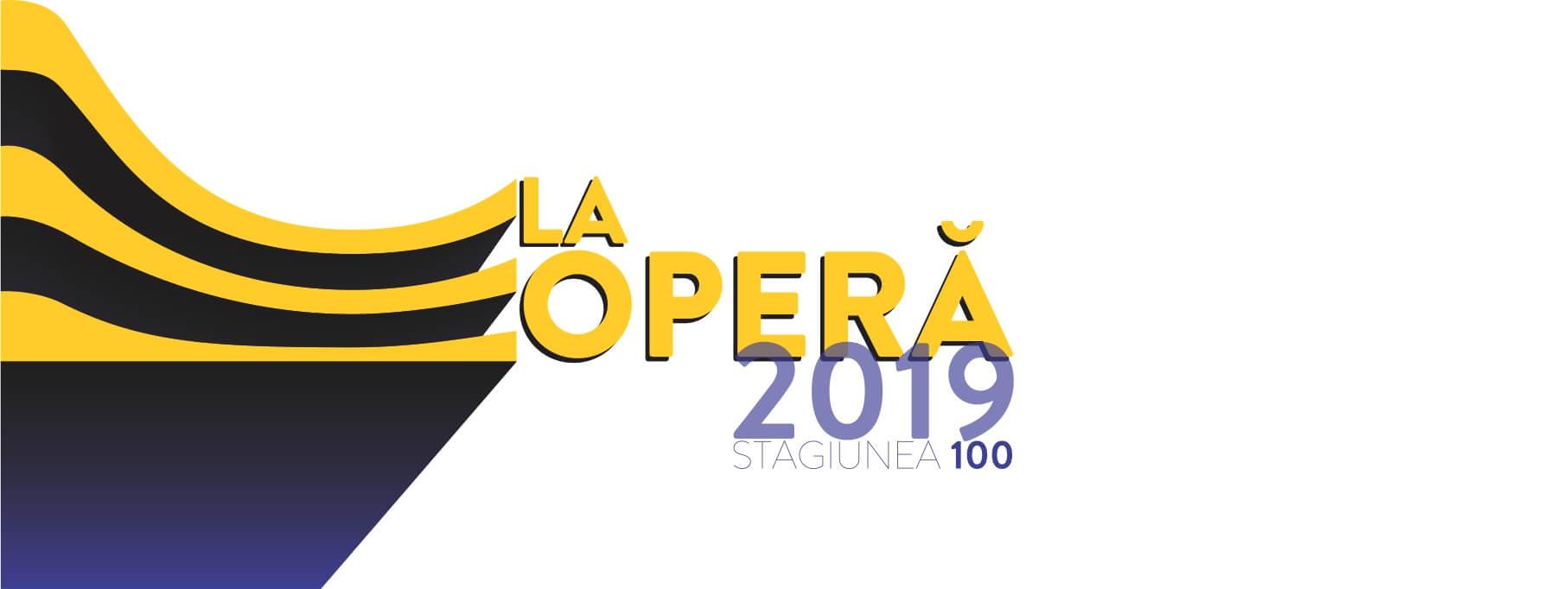 Sâmbătă, 31 august, ne revedem LA OPERĂ! Sărbătorim împreună un centenar liric prin Concertul de prezentare a Stagiunii 100!
